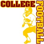 College Football (MaroonGold)