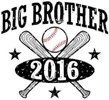 Big Brother 2016 Baseball t-shirt