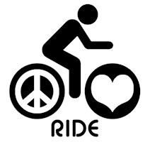 Peace Love Ride t-shirts