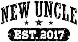 New Uncle Est. 2017 t-shirt