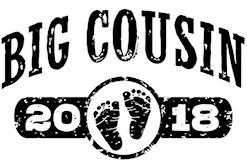 Big Cousin 2018 t-shirt