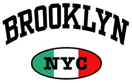 Italian Brooklyn NYC t-shirts