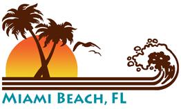 Miami Beach FL t-shirts