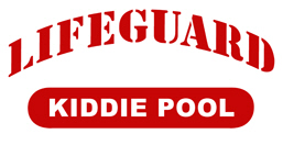 Lifeguard Kiddie Pool t-shirt