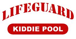 Lifeguard Kiddie Pool t-shirt