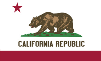 California t-shirts and gifts