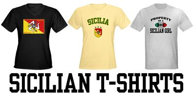 Sicilian t-shirts