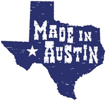 Made In Austin Texas t-shirts