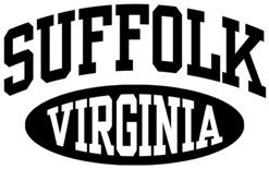 Suffolk Virginia t-shirts