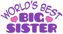 Big Sister t-shirts