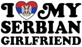 I Love My Serbian Girlfriend t-shirt