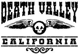 Death Valley California t-shirts