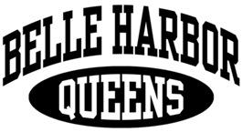 Belle Harbor Queens  t-shirts