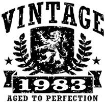 Vintage 1983 t-shirt