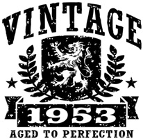Vintage 1953 t-shirt