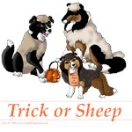 Trick or Sheep