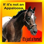 IF IT'S NOT AN APPALOOSA, IT'S JUST A HORSE-2