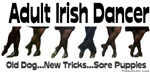 Adult Irish Dancer