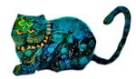 The Shamrock Kitty