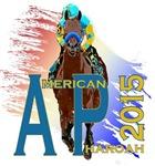 American Pharoah 2015 front runner