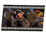 Horse Racing on Film Strip