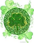 Celtic Art Shamrock