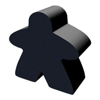 Black Meeple Shirts and Gifts