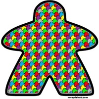 Meeples All the Way Down!