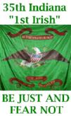 """35th Indiana """"1st Irish"""""""