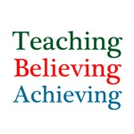 Teaching Believing Achieving