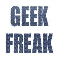 Geek Freak Blue