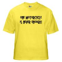 One Motorcycle
