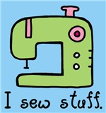 I sew stuff!