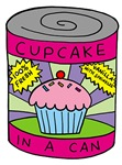 Cupcake in a can