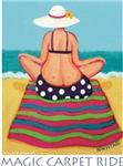 Magic Carpet Ride - Beach