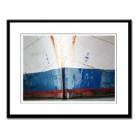 sf bay ship bows marine photography