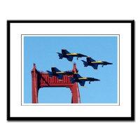 San Francisco Blue Angels Photographs