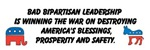 Bipartisan - destruction