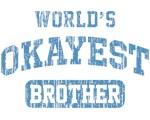 Vintage World's Okayest Brother