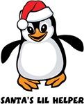 Santa's Lil Helper Penguin