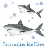 Personalized Shark
