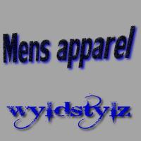 wyldstylz men's apparel