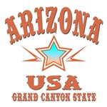 ARIZONA - Grand Canyon State US