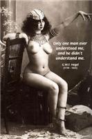 Humour: Men, Understanding, Hegel on Vintage Art