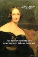 English Novelist Mary Shelley on Feminism