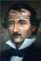 Mystic Thinking: Edgar Allan Poe on Dreams