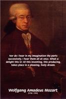 Classic Music Wolfgang Amadeus Mozart Imagination