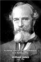 William James Psychologist: Life and Change