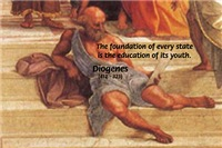 Cynic Philosophy Diogenes: Education of the Youth