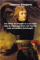 French Revolution: Napoleon Calm Perseverance